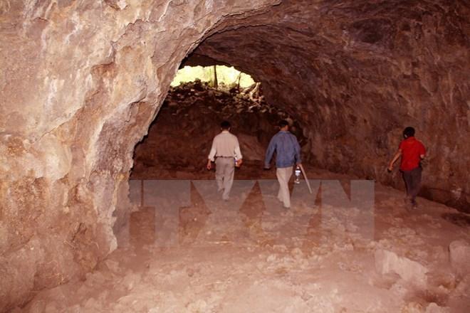 Dak Nong's volcanic cavern system looks to become global geopark, social news, vietnamnet bridge, english news, Vietnam news, news Vietnam, vietnamnet news, Vietnam net news, Vietnam latest news, vn news, Vietnam breaking news