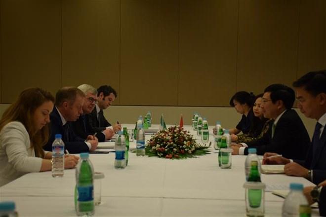Vietnam intensifies ties with Norway, Ireland