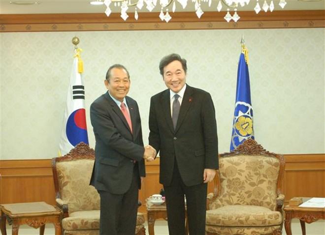 Vietnam, RoK enjoy deeper strategic cooperative partnership
