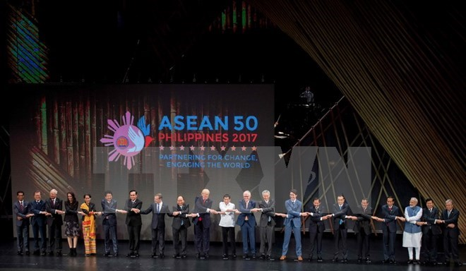 EAS leaders reaffirm importance of keeping peace, stability in East Sea, Government news, Vietnam breaking news, politic news, vietnamnet bridge, english news, Vietnam news, news Vietnam, vietnamnet news, Vietnam net news, Vietnam latest news, vn news
