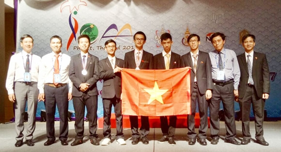 Vietnam students bring home IOAA prizes, Vietnam education, Vietnam higher education, Vietnam vocational training, Vietnam students, Vietnam children, Vietnam education reform, vietnamnet bridge, english news, Vietnam news, news Vietnam, vietnamnet news,
