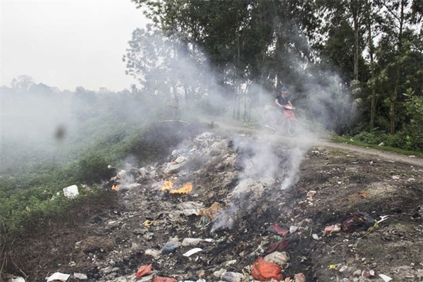 Pollution, lifestyles raise death rate