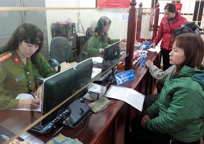 Vietnam prepares personal information database