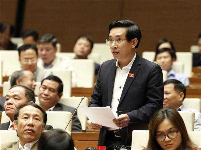 NA deputies debate draft Law on State secret protection