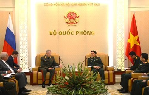 Vietnam, Russia foster defence ties