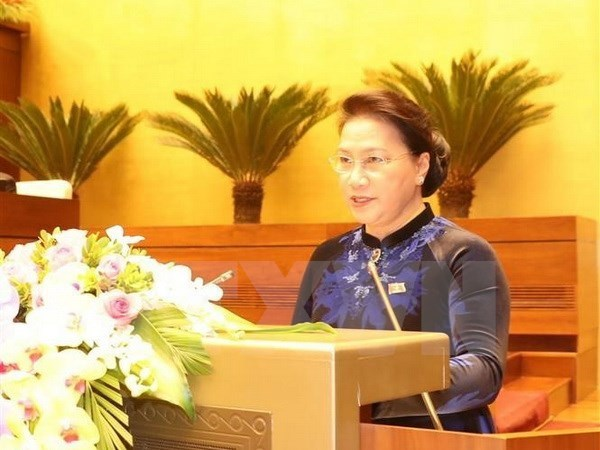 VN top legislator to visit Singapore, Australia