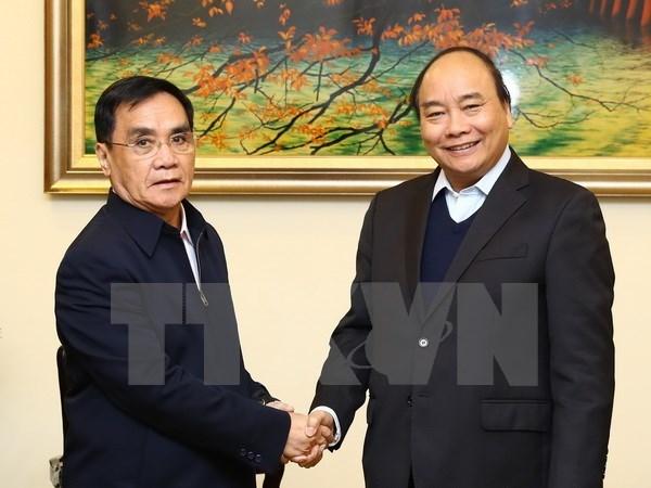 PM: Vietnam always treasures special ties with Laos