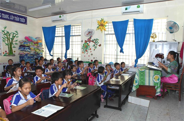 Gov't proposes tuition-free elementary, secondary education