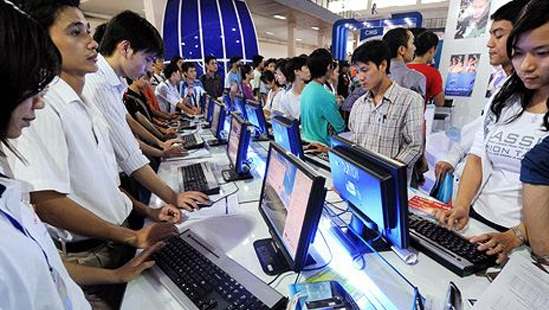 Internet users account for 54% of Vietnam's population after 20 years, IT news, sci-tech news, vietnamnet bridge, english news, Vietnam news, news Vietnam, vietnamnet news, Vietnam net news, Vietnam latest news, Vietnam breaking news, vn news