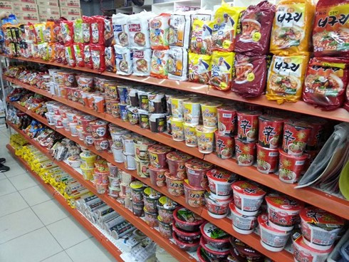 Vietnam consumes 4.9 billion instant noodle packets a year