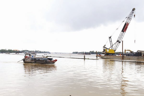 vietnam economy, business news, vn news, vietnamnet bridge, english news, Vietnam news, news Vietnam, vietnamnet news, vn news, Vietnam net news, Vietnam latest news, Vietnam breaking news, river network, Mekong River, sea encroaching urban areas