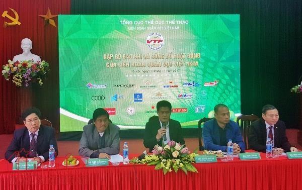 Vietnam Tennis Federation to host six int'l tournaments in 2018, Sports news, football, Vietnam sports, vietnamnet bridge, english news, Vietnam news, news Vietnam, vietnamnet news, Vietnam net news, Vietnam latest news, vn news, Vietnam breaking news