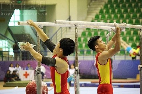 National gymnastics champs start in Hanoi, Sports news, football, Vietnam sports, vietnamnet bridge, english news, Vietnam news, news Vietnam, vietnamnet news, Vietnam net news, Vietnam latest news, vn news, Vietnam breaking news