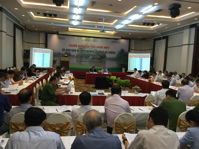 Localities urged to protect Dong Nai River, environmental news, sci-tech news, vietnamnet bridge, english news, Vietnam news, news Vietnam, vietnamnet news, Vietnam net news, Vietnam latest news, Vietnam breaking news, vn news