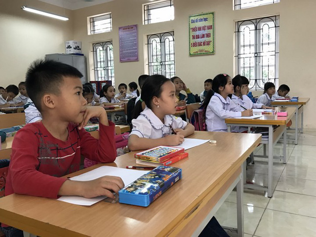 Ministry plans free education for primary and secondary pupils, social news, vietnamnet bridge, english news, Vietnam news, news Vietnam, vietnamnet news, Vietnam net news, Vietnam latest news, vn news, Vietnam breaking news