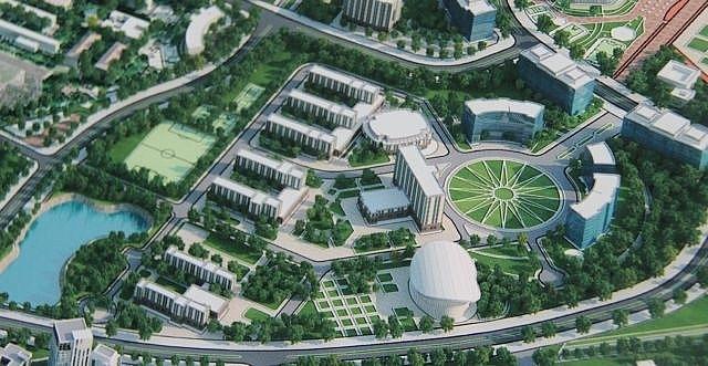 US$300 million to build three hi-quality university urban areas, social news, vietnamnet bridge, english news, Vietnam news, news Vietnam, vietnamnet news, Vietnam net news, Vietnam latest news, vn news, Vietnam breaking news
