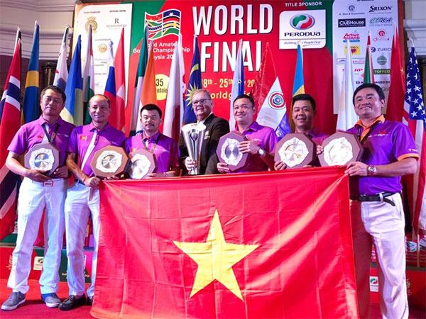 Int'l golf tournament, Vietnamese golfers, Vietnam economy, Vietnamnet bridge, English news about Vietnam, Vietnam news, news about Vietnam, English news, Vietnamnet news, latest news on Vietnam, Vietnam