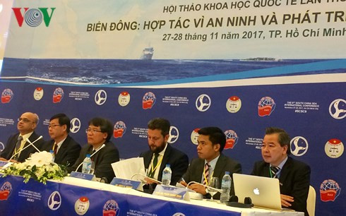More than 200 delegates attend international East Sea Conference, Government news, Vietnam breaking news, politic news, vietnamnet bridge, english news, Vietnam news, news Vietnam, vietnamnet news, Vietnam net news, Vietnam latest news, vn news