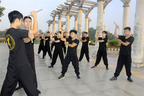Martial arts, nunchaku, Vietnam economy, Vietnamnet bridge, English news about Vietnam, Vietnam news, news about Vietnam, English news, Vietnamnet news, latest news on Vietnam, Vietnam