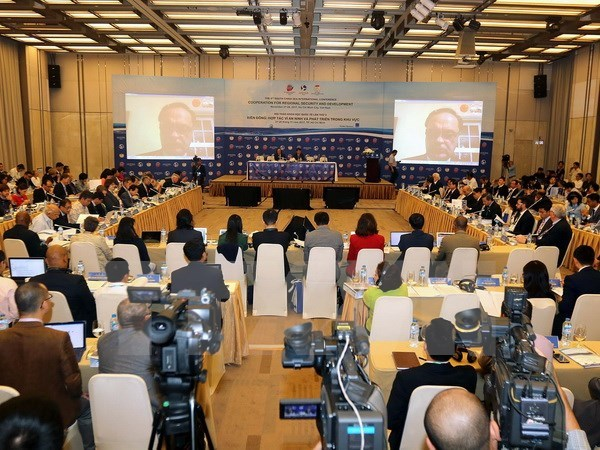 HCM City int'l conference highlights cooperation on East Sea, Government news, Vietnam breaking news, politic news, vietnamnet bridge, english news, Vietnam news, news Vietnam, vietnamnet news, Vietnam net news, Vietnam latest news, vn news