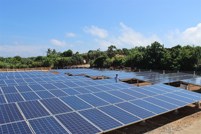 Vietnam solar power to be discussed at Future of Energy Summit, social news, vietnamnet bridge, english news, Vietnam news, news Vietnam, vietnamnet news, Vietnam net news, Vietnam latest news, vn news, Vietnam breaking news
