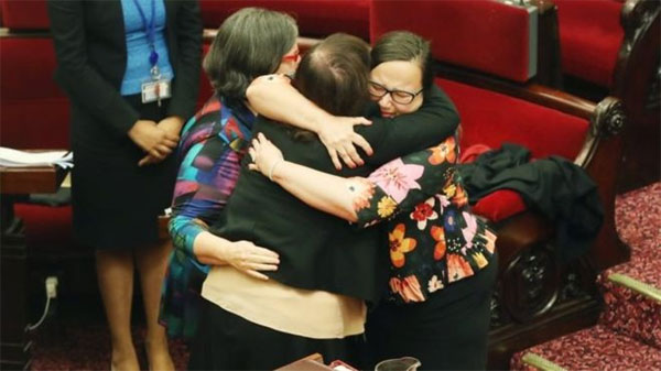 Australian state of Victoria, legalise assisted dying