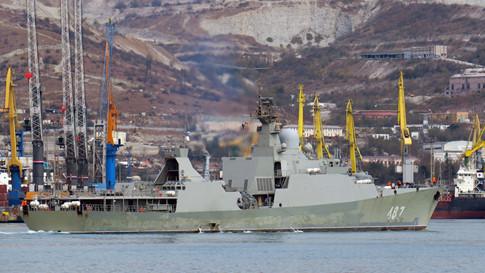 Fourth Gepard-class warship begins journey to Vietnam, Government news, Vietnam breaking news, politic news, vietnamnet bridge, english news, Vietnam news, news Vietnam, vietnamnet news, Vietnam net news, Vietnam latest news, vn news