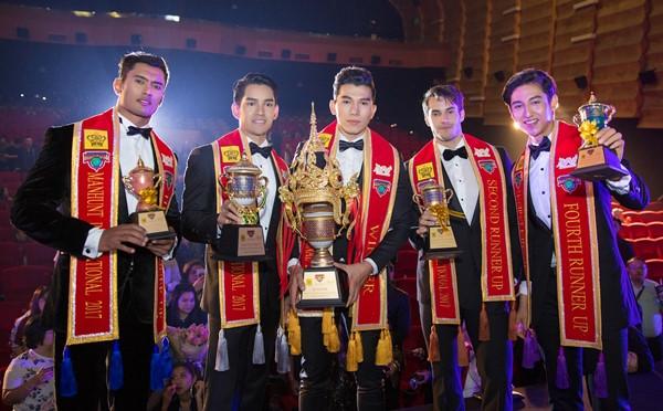 Vietnam's Ngoc Tinh crowned Manhunt International 2017, entertainment events, entertainment news, entertainment activities, what's on, Vietnam culture, Vietnam tradition, vn news, Vietnam beauty, news Vietnam, Vietnam news, Vietnam net news, vietnamnet ne