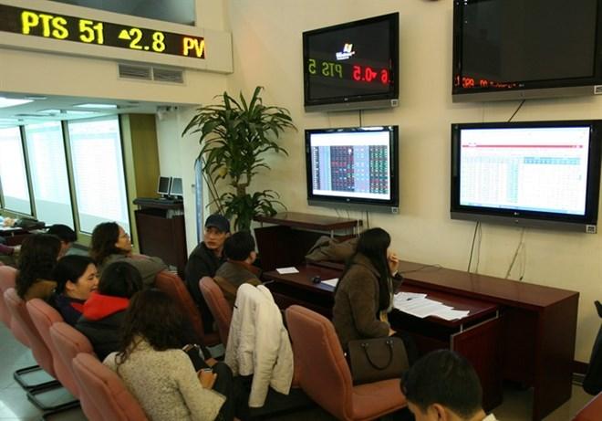 VN-Index up for eighth day in a row, vietnam economy, business news, vn news, vietnamnet bridge, english news, Vietnam news, news Vietnam, vietnamnet news, vn news, Vietnam net news, Vietnam latest news, Vietnam breaking news