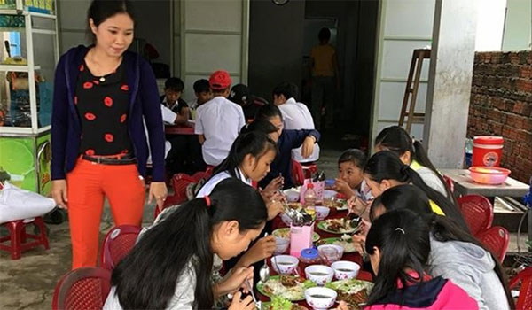 Flooded school, assistance, Vietnam economy, Vietnamnet bridge, English news about Vietnam, Vietnam news, news about Vietnam, English news, Vietnamnet news, latest news on Vietnam, Vietnam