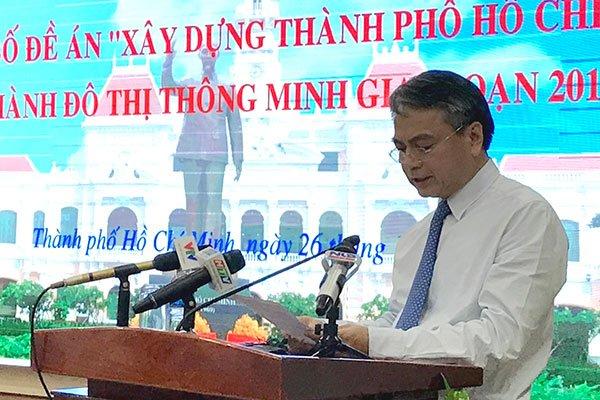 HCM City announces to start up smart urban model, IT news, sci-tech news, vietnamnet bridge, english news, Vietnam news, news Vietnam, vietnamnet news, Vietnam net news, Vietnam latest news, Vietnam breaking news, vn news
