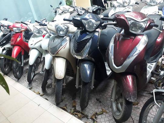 Police break up transnational stolen motorbike ring, social news, vietnamnet bridge, english news, Vietnam news, news Vietnam, vietnamnet news, Vietnam net news, Vietnam latest news, vn news, Vietnam breaking news