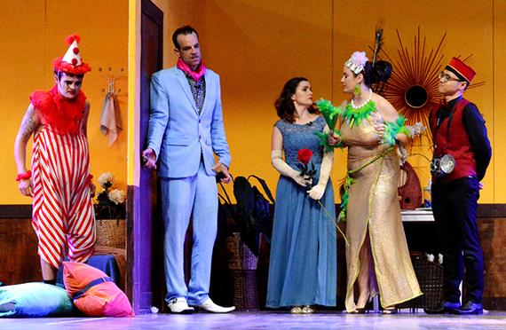 Broadway comedy play to hit stage in HCM City, entertainment events, entertainment news, entertainment activities, what's on, Vietnam culture, Vietnam tradition, vn news, Vietnam beauty, news Vietnam, Vietnam news, Vietnam net news, vietnamnet news