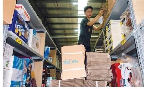 vietnam economy, business news, vn news, vietnamnet bridge, english news, Vietnam news, news Vietnam, vietnamnet news, vn news, Vietnam net news, Vietnam latest news, Vietnam breaking news, e-commerce, tiki.vn, MOIT