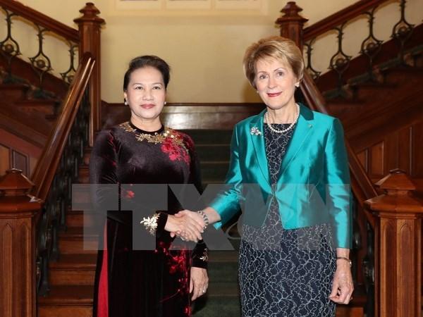 Vietnam seeks cooperation with Western Australia: NA Chairwoman, Government news, Vietnam breaking news, politic news, vietnamnet bridge, english news, Vietnam news, news Vietnam, vietnamnet news, Vietnam net news, Vietnam latest news, vn news