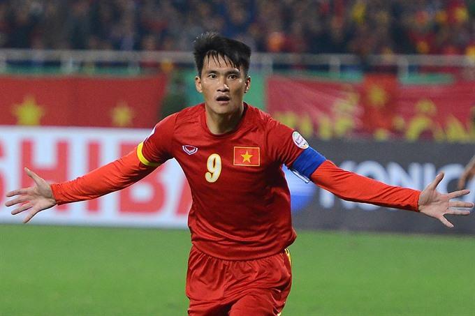 Le Cong Vinh among five best regional scorers: Fox Sports Asia, Sports news, football, Vietnam sports, vietnamnet bridge, english news, Vietnam news, news Vietnam, vietnamnet news, Vietnam net news, Vietnam latest news, vn news, Vietnam breaking news