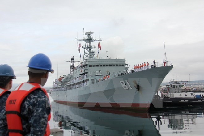 Vietnam, China to conduct joint patrol in Tonkin Gulf,