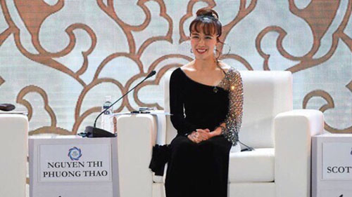 Two female billionaires talk about feminism at APEC 2017, vietnam economy, business news, vn news, vietnamnet bridge, english news, Vietnam news, news Vietnam, vietnamnet news, vn news, Vietnam net news, Vietnam latest news, Vietnam breaking news