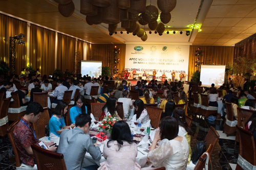 Four interests of APEC youth at VOF 2017, Government news, Vietnam breaking news, politic news, vietnamnet bridge, english news, Vietnam news, news Vietnam, vietnamnet news, Vietnam net news, Vietnam latest news, vn news