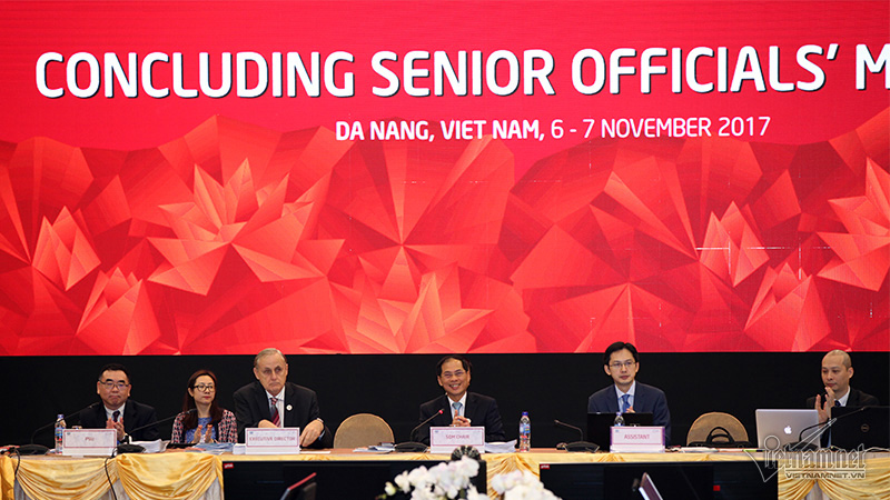 The outcome of APEC Concluding Senior Officials Meeting