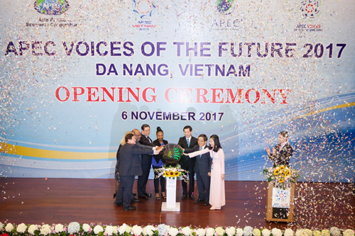 APEC Voice for The Future Forum opens