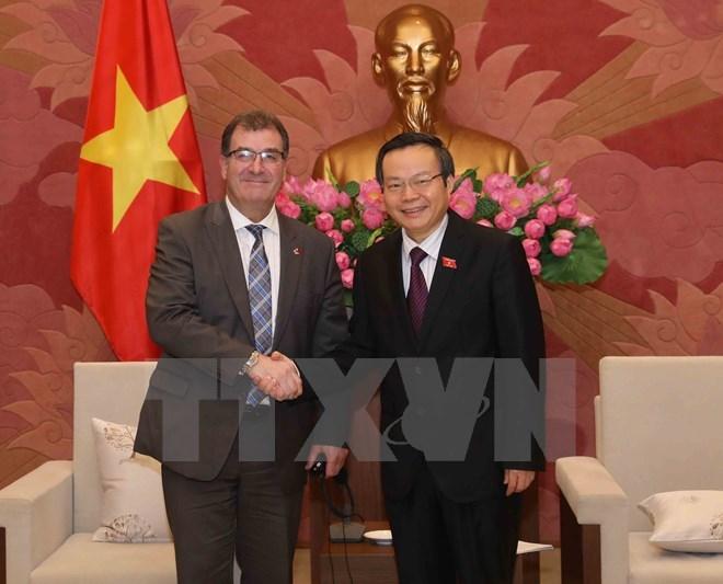 Vietnam, Canada forge legislative ties, Government news, Vietnam breaking news, politic news, vietnamnet bridge, english news, Vietnam news, news Vietnam, vietnamnet news, Vietnam net news, Vietnam latest news, vn news