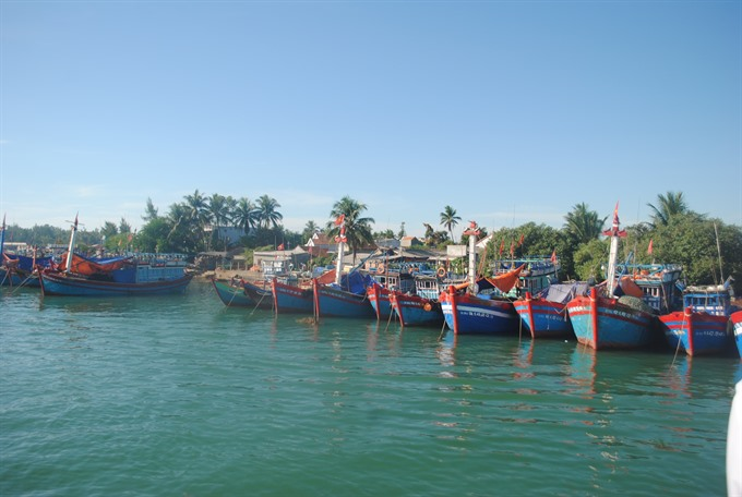 Quang Ngai allows off-coast dumping of dredged mud, environmental news, sci-tech news, vietnamnet bridge, english news, Vietnam news, news Vietnam, vietnamnet news, Vietnam net news, Vietnam latest news, Vietnam breaking news, vn news