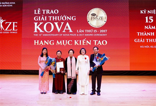 Medical project, KOVA Prize, Vietnam economy, Vietnamnet bridge, English news about Vietnam, Vietnam news, news about Vietnam, English news, Vietnamnet news, latest news on Vietnam, Vietnam