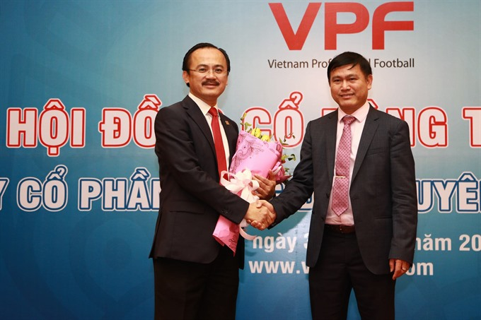 Tu will take charge of VPF in 2017-20, Sports news, football, Vietnam sports, vietnamnet bridge, english news, Vietnam news, news Vietnam, vietnamnet news, Vietnam net news, Vietnam latest news, vn news, Vietnam breaking news