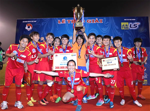 National Women's Football Championship, Coach Doan Thi Kim Chi, Vietnam economy, Vietnamnet bridge, English news about Vietnam, Vietnam news, news about Vietnam, English news, Vietnamnet news, latest news on Vietnam, Vietnam