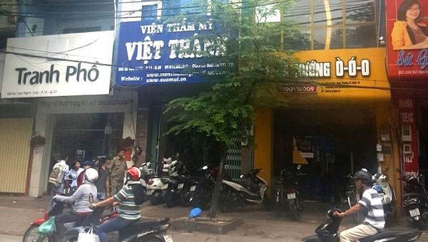 Victims of unlicensed spas, false cosmetic surgeries, Vietnam economy, Vietnamnet bridge, English news about Vietnam, Vietnam news, news about Vietnam, English news, Vietnamnet news, latest news on Vietnam, Vietnam