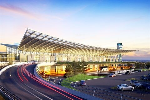 Van Don int'l airport to be operational in 2018's Q2, vietnam economy, business news, vn news, vietnamnet bridge, english news, Vietnam news, news Vietnam, vietnamnet news, vn news, Vietnam net news, Vietnam latest news, Vietnam breaking news