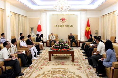 Vietnam treasures defence partnership with Japan, Government news, Vietnam breaking news, politic news, vietnamnet bridge, english news, Vietnam news, news Vietnam, vietnamnet news, Vietnam net news, Vietnam latest news, vn news