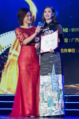 VN actress wins Best Actress at Film Festival in China, entertainment events, entertainment news, entertainment activities, what's on, Vietnam culture, Vietnam tradition, vn news, Vietnam beauty, news Vietnam, Vietnam news, Vietnam net news, vietnamnet